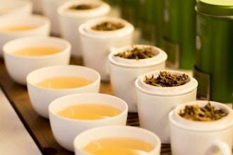 Grands Crus Tea Tasting