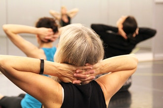 45 minute Stretch with Blandine Goudou