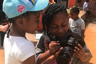 Kids Photography Summer Camp (Ages 9 - 12)