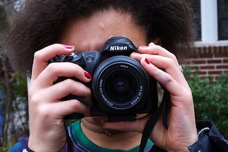 Teen Photography Summer Camp (Ages 13 - 15)