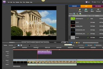 Video Editing in Premiere Elements