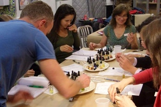 Green Natural Perfume Workshop