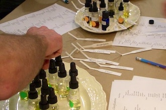 Natural Perfume Blending (Part One)