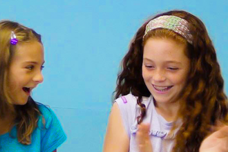 Ages 8-11: Commercials & Improvisations