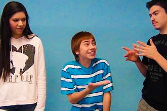 Teens: Commercials & Improvisation