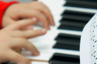 30 mins Private Piano Lesson (3.5 years and older)
