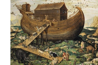 Myth, Punishment & the Rising Waters: Reading the Flood