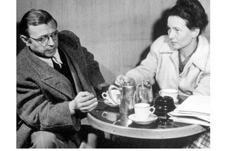 French Existentialism: Beauvoir and Sartre