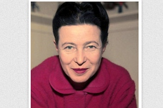 Simone de Beauvoir: Existentialism, Phenomenology