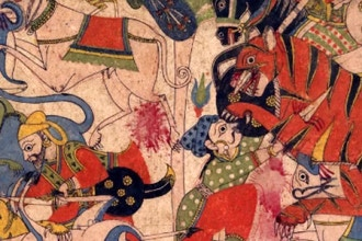 The Mahabharata: From Exile to Apocalypse