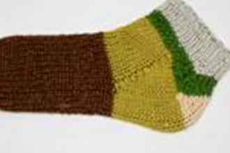 Easy Toe Up Socks - Any Gauge