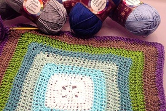 Intro To Tapestry Crochet Beginner Crochet Classes New York