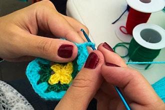 Drop-In Help, Crochet