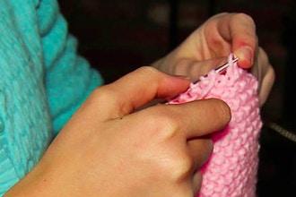 Drop-In Help, Knit