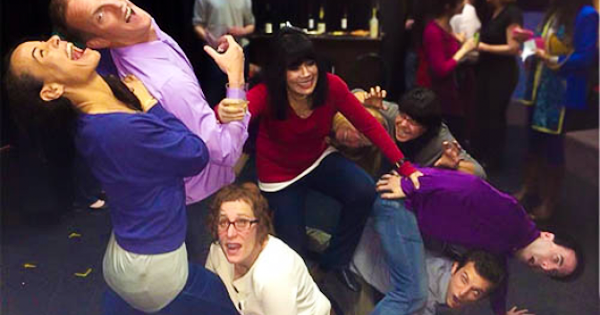 Teenprov! Weekend Improv Workshop for Teens - Improv Classes Los Angeles | CourseHorse - Improv ...
