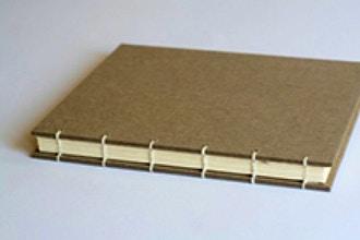 Bookbinding: Coptic Style