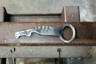 Intro to Blacksmithing - Forge Your Own Bottle Opener