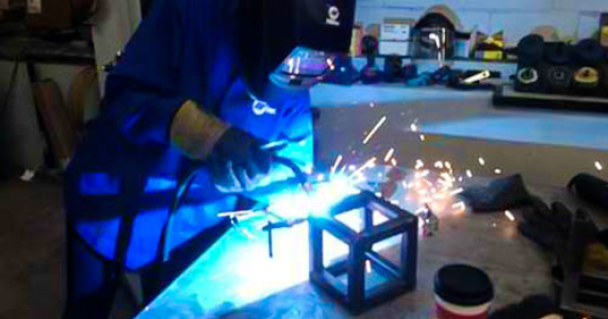 Introduction To Welding Welding Classes New York Coursehorse