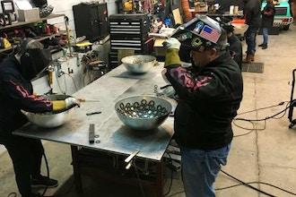 Steel Bowl Making Class