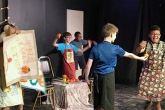 Shakespeare for Young Actors (Ages 8-12 yrs)