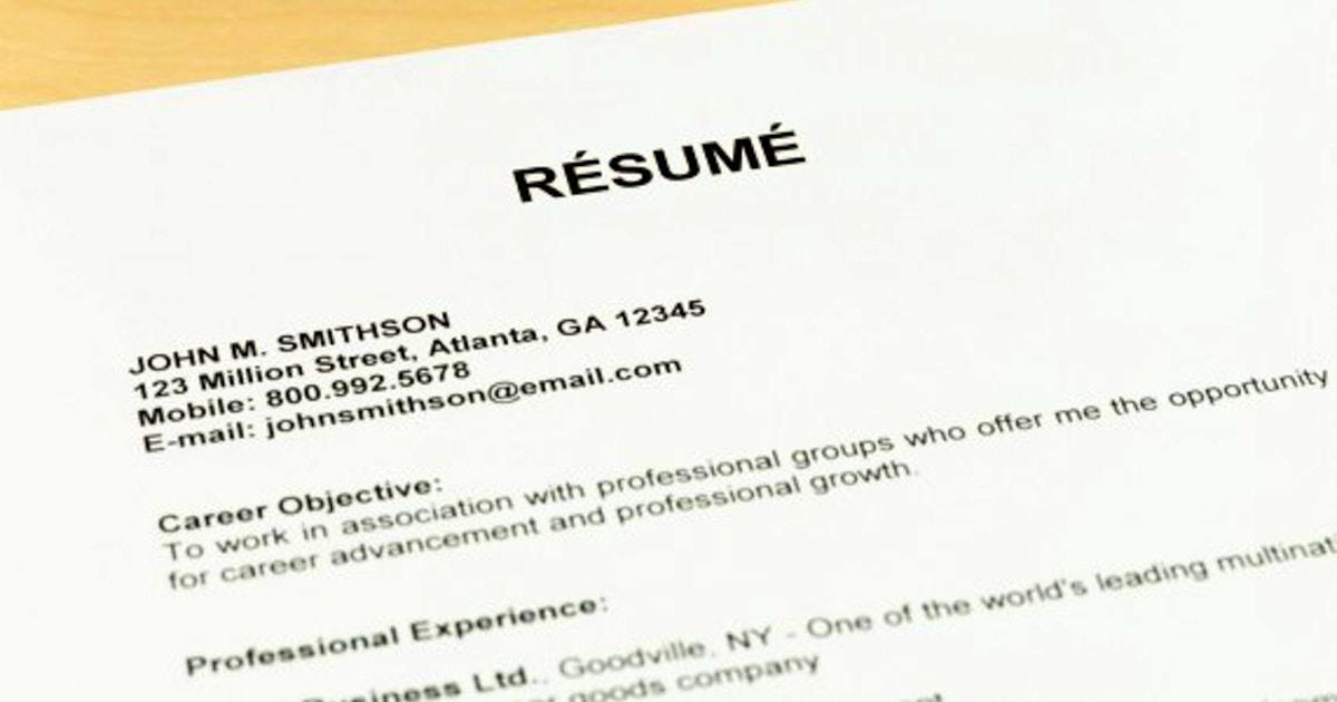 Resume Writing Workshop Resume Training New York