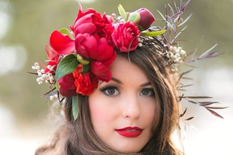 Floral Crown Design