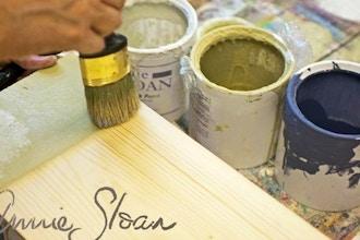 Chalk Paint® 101 Workshop