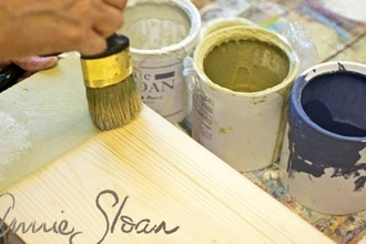 Chalk Paint® 101 Workshop