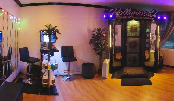 Hollywood Airbrush Tanning Academy