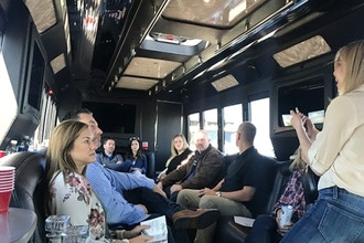 Boutique Bus Tour: Social Cannabis Experience