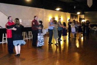 Senior Ballroom Line Dance