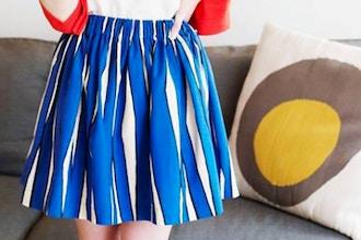 Sewing 101: Make a Skirt