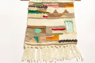Loom Weaving: Woven Wall Hangings