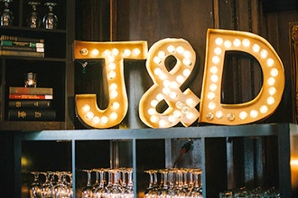 DIY Wedding: Marquee Letters