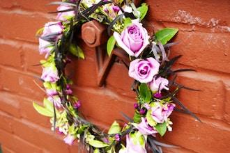 Floral Design: Flower Crowns