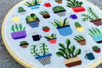 Beginner Cross Stitch