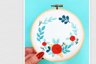 Embroidery II: Florals