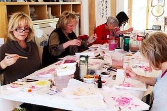 Studio Brush Painting