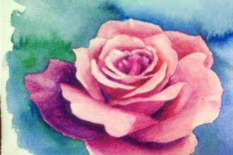 Intro to Watercolor by Michiyo