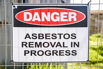 Asbestos Abatement Worker Initial