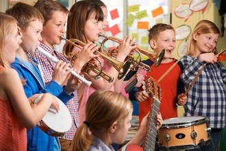 Kids Italian Music Workshop (6-11 years old)