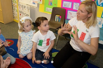 Kids Italian Music Workshop (3-5 years old)
