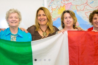 Learn Italian with Fondazione Italia Photo