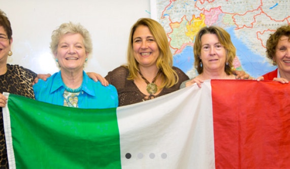Learn Italian with Fondazione Italia