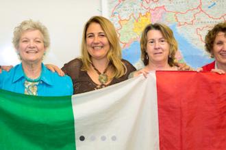 Learn Italian with Fondazione Italia Photo