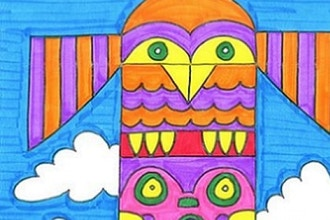 Elementary Drawing | Ages 5-12