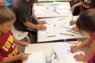 Art Camp (Ages 5 & up)