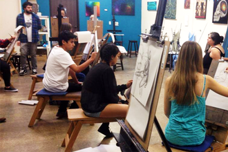 Art Program for Teens/Adults
