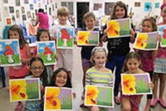 Spring Art Camp (Ages 5 & up)
