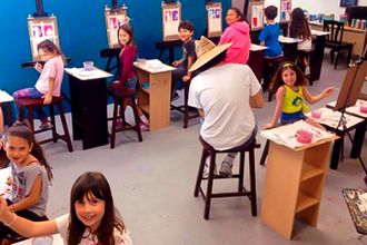 Art Program for Kids (Ages 7 & up)